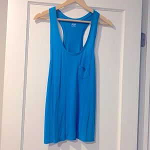 Cute swing tank with front pocket